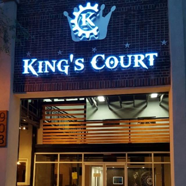 King S Court Bar And Kitchen Houston Tx