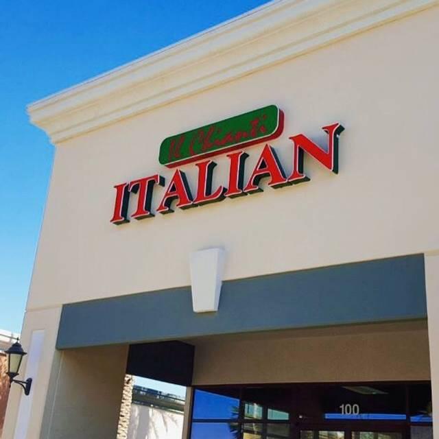 Chiati - Il Chianti Italian, Henderson, NV