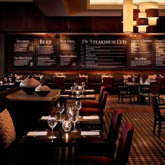 Jw Steakhouse - JW Steakhouse London at Grosvenor House, London