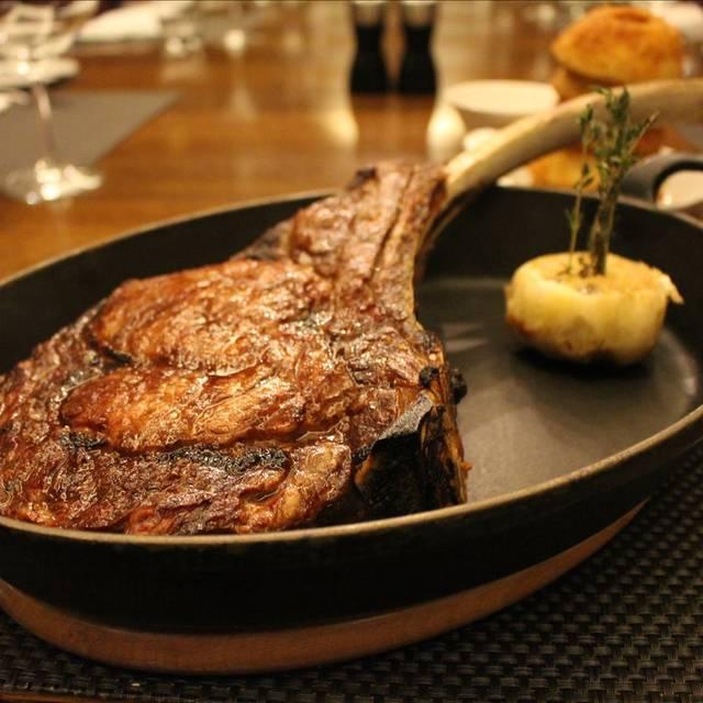 JW Steakhouse London at Grosvenor House, London