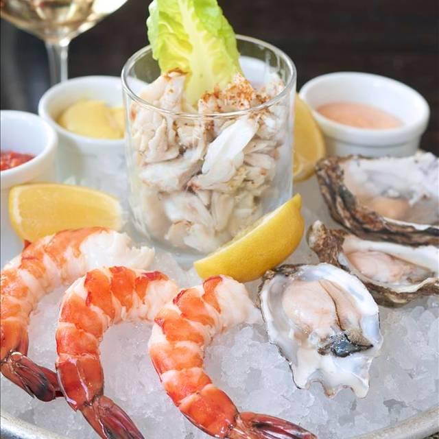 Sea Food Platter - JW Steakhouse London at Grosvenor House, London