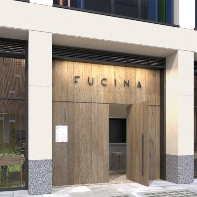 Fucina, London