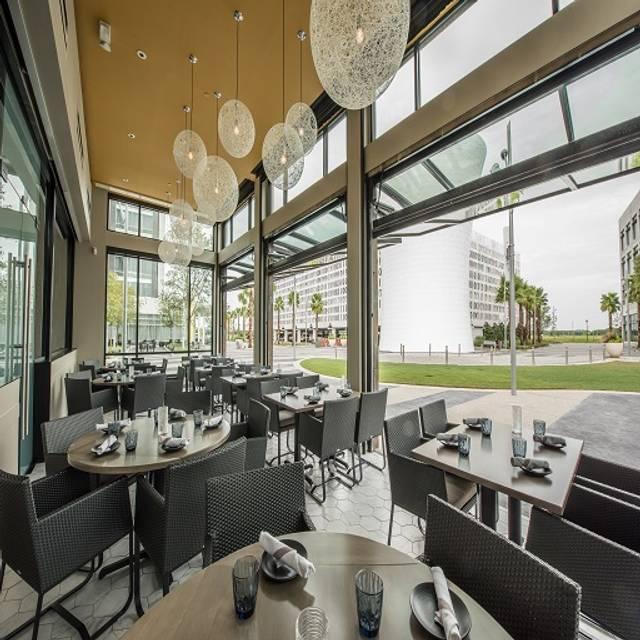 Chroma Modern Bar Kitchen Orlando Fl