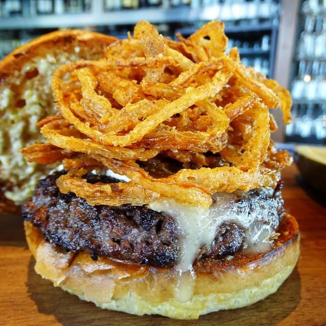 Boa Burger  - BOA Steakhouse - Sunset, West Hollywood, CA
