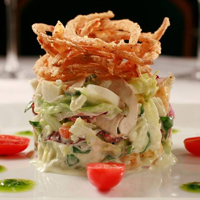 Chopped Salad - Ruth's Chris Steak House - Centennial Park, Atlanta, GA