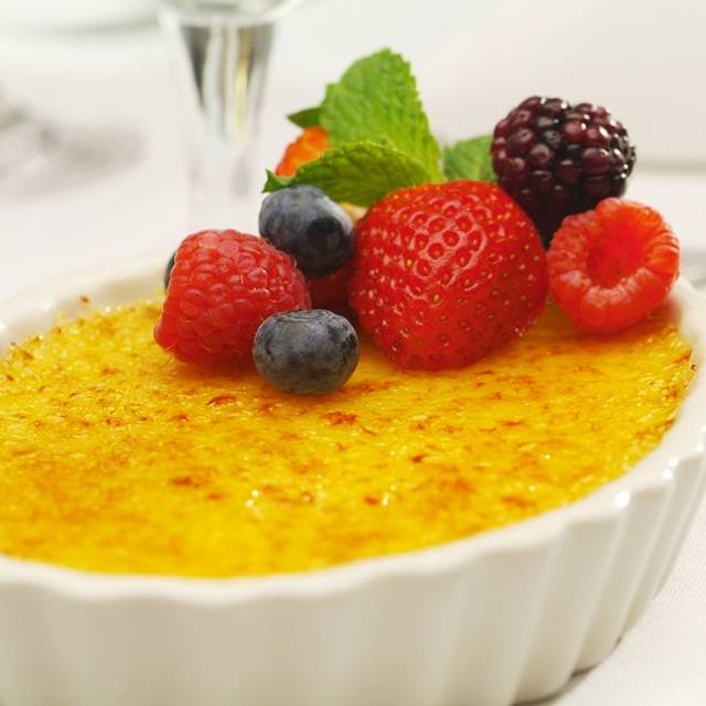 Creme Brulee - Ruth's Chris Steak House - Centennial Park, Atlanta, GA