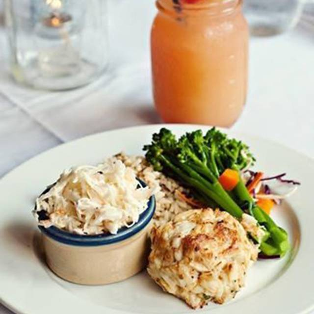 Crabcake - The Manor Tavern, Monkton, MD