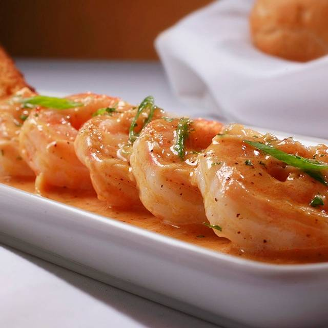 Bbq Shrimp - Ruth's Chris Steak House - Downtown Greenville at Riverplace, Greenville, SC