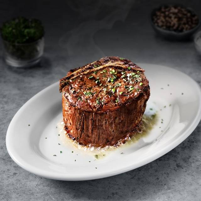 Bone-in Filet - Ruth's Chris Steak House - La Cantera, San Antonio, TX