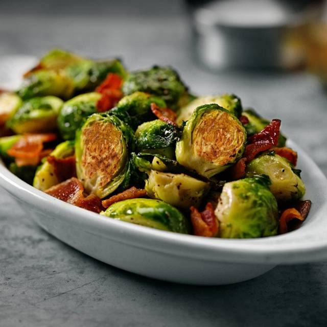 Brussel Sprouts - Ruth's Chris Steak House – Toronto Airport, Toronto, ON