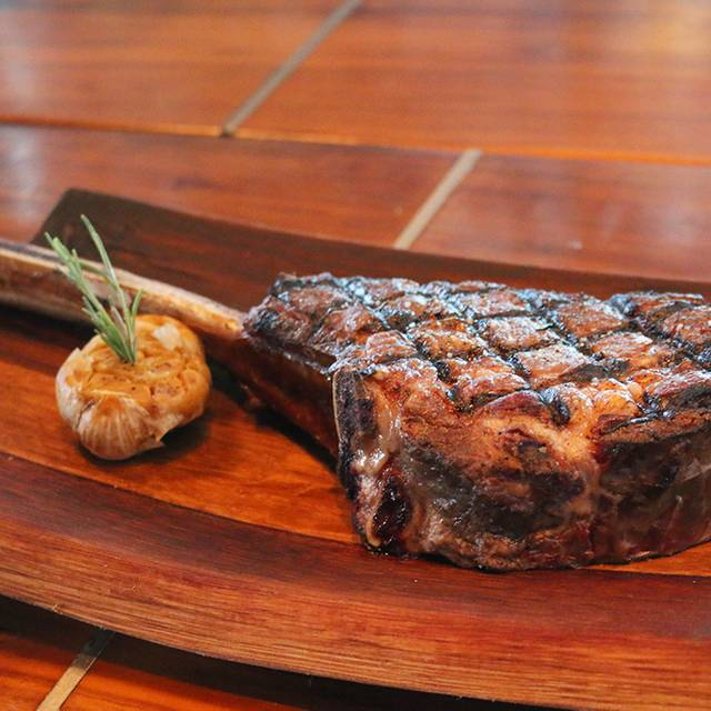 Tomahawk  For Two - BOA Steakhouse - Santa Monica, Santa Monica, CA