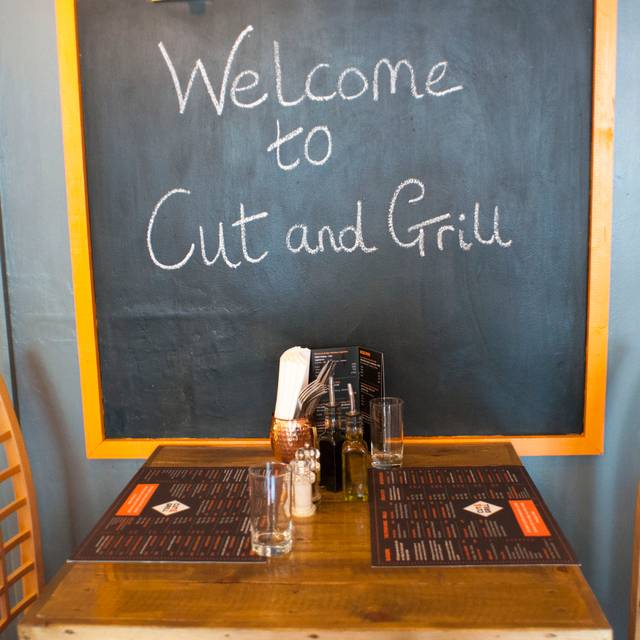 Cut & Grill, Battle, East Sussex