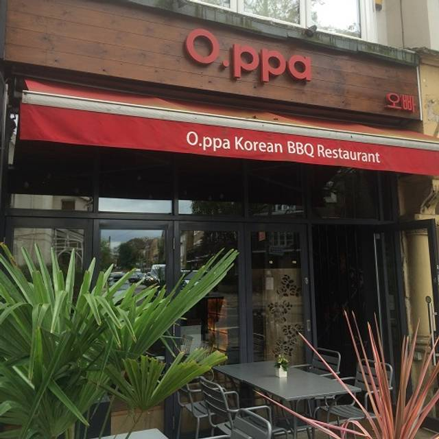 -- - Oppa Korean BBQ, Richmond, Greater London