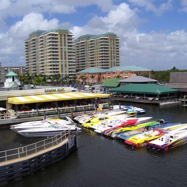 Banana Boat - On The Intracoastal Waterway, Boynton Beach, FL