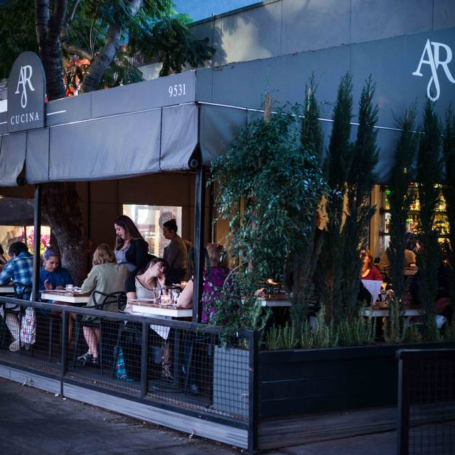 AR Cucina Restaurant - Culver City, CA | OpenTable