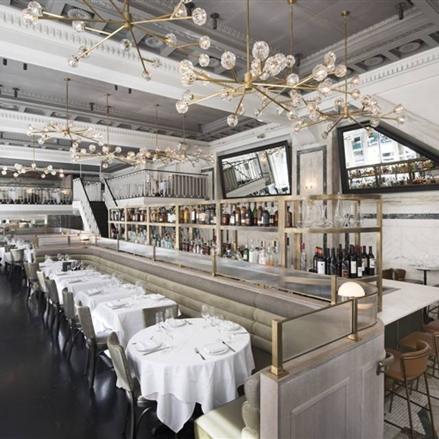 Blue Water Grill Restaurant New York Ny Opentable