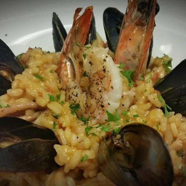 Seafood Risotto - Casa Italiana, Richmond, VA