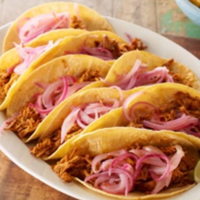Tacos De Cochinita - El Puerto de Veracruz RESTAURANTE BAR & CANTINA, Ciudad de México, CDMX