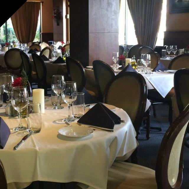 Dining Room - Darcy's Ristorante (FKA Gianfranco by Darcy Ristorante), Scottsdale, AZ