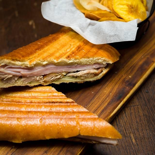 Sandwhich Cubano - Victor's Café, New York, NY