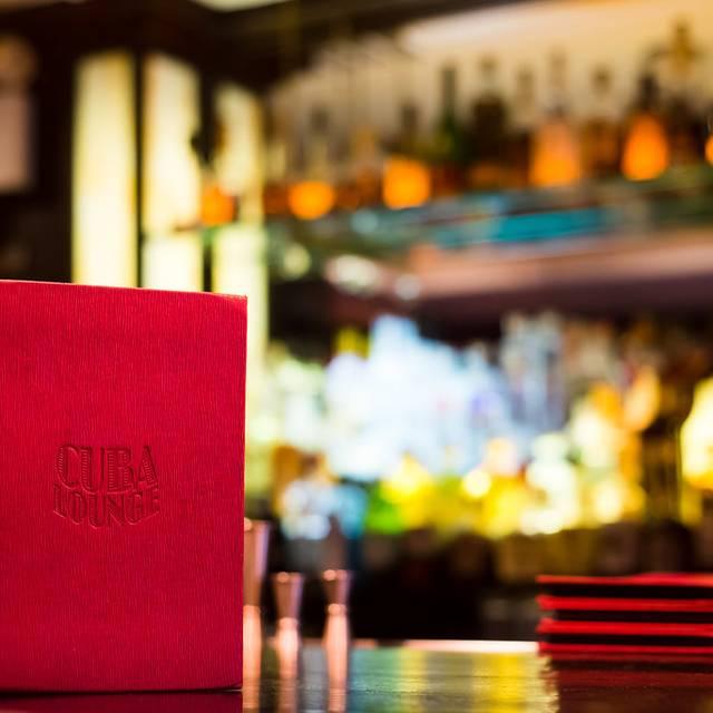 Cuba Lounge - Victor's Café, New York, NY