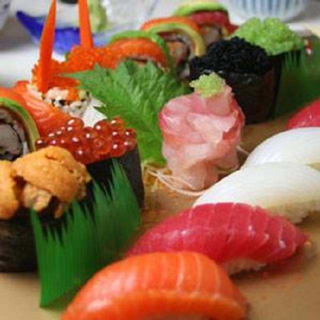 Kakemono sushi bar restaurant oshawa on opentable for Asian cuisine oshawa