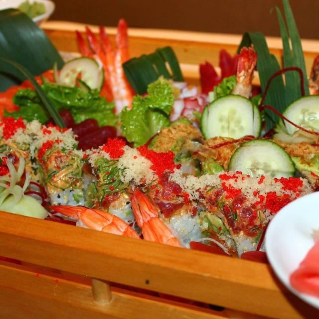 Kakemono Sushi Bar Restaurant