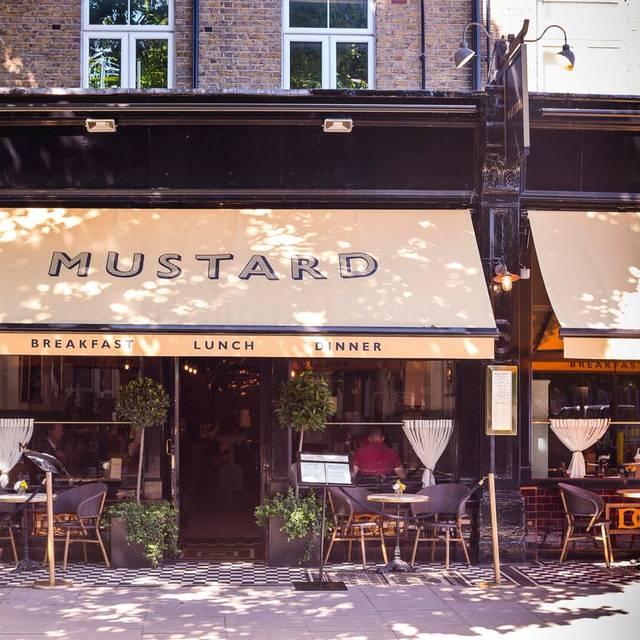 Mustard, London
