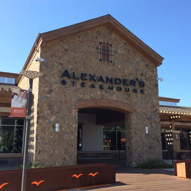 Alexander's Steakhouse - Cupertino, Cupertino, CA