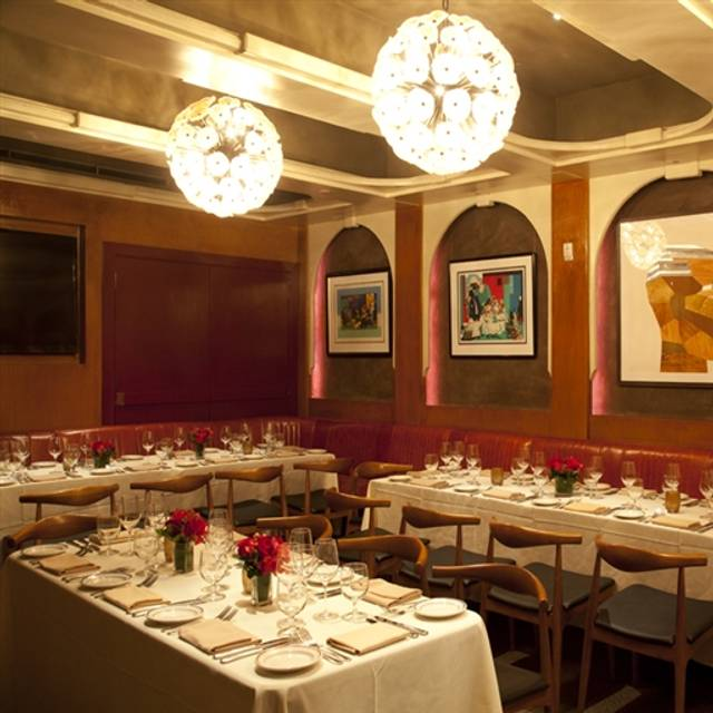 Ginny's Supper Club, New York, NY