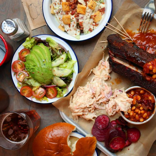 Porky's BBQ Chelsea, London