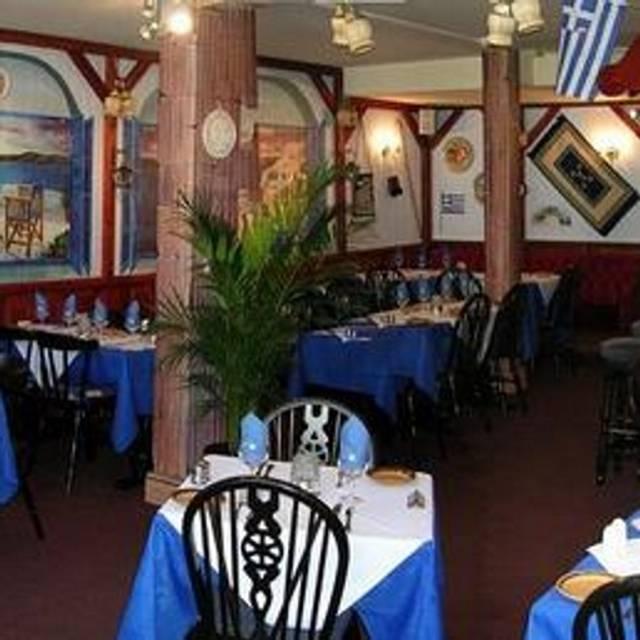 Stefanos Greek Taverna, Poole, Dorset