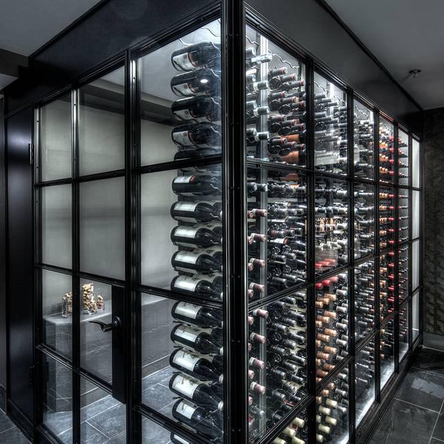 Wine Cellar - TWH Social, Kitchener, ON