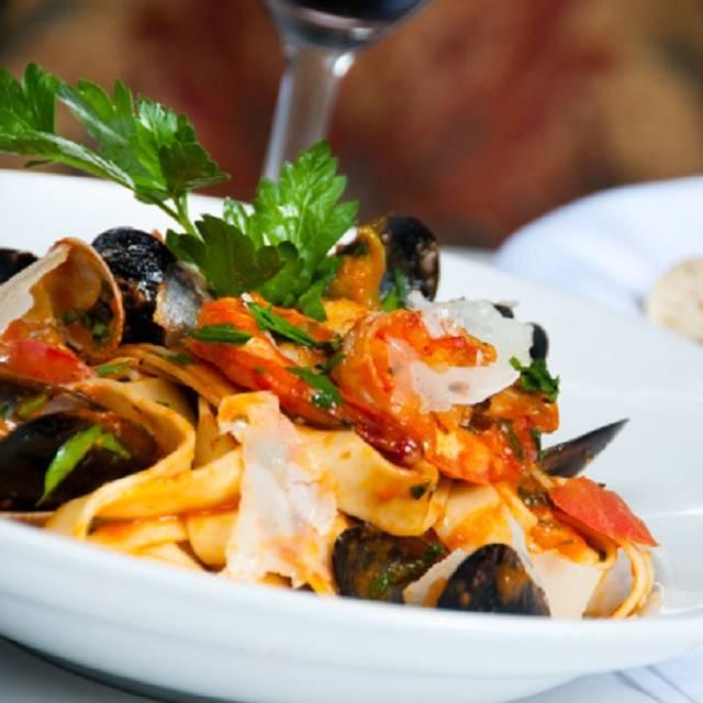 Chianti Restaurant, San Diego, CA