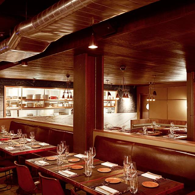 Bedford+&+co +main+dining+room Upper+level - Bedford & Co., New York, NY