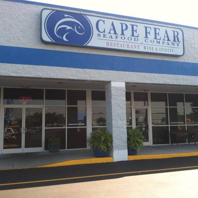 Cape Fear Seafood Company - Cape Fear Seafood Company - Monkey Junction, Wilmington, NC