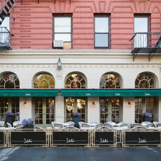 Isabella's, New York, NY