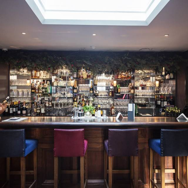 Parsonage Grill, Oxford, Oxfordshire
