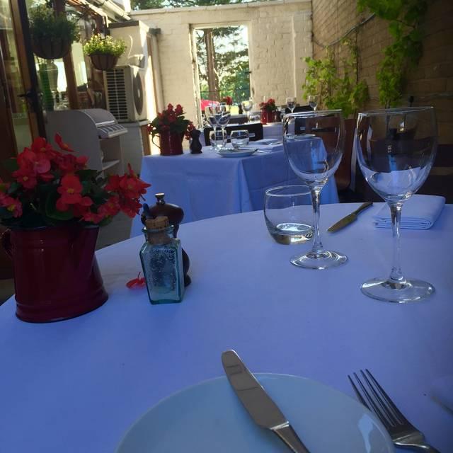 Bellevue Restaurant, London
