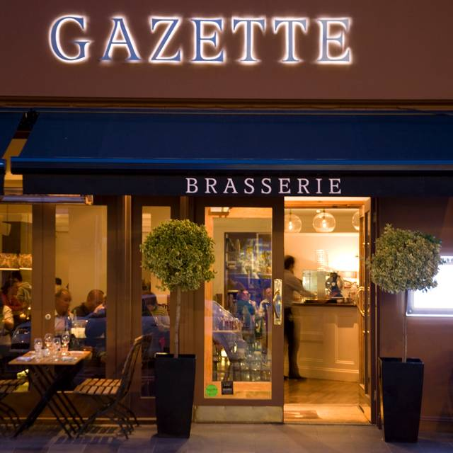 Gazette Brasserie Balham, London