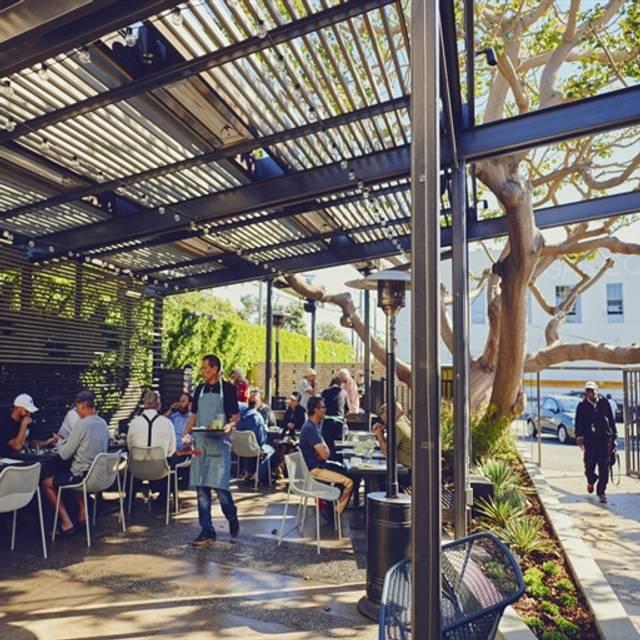 Rose Cafe Venice Beach Price