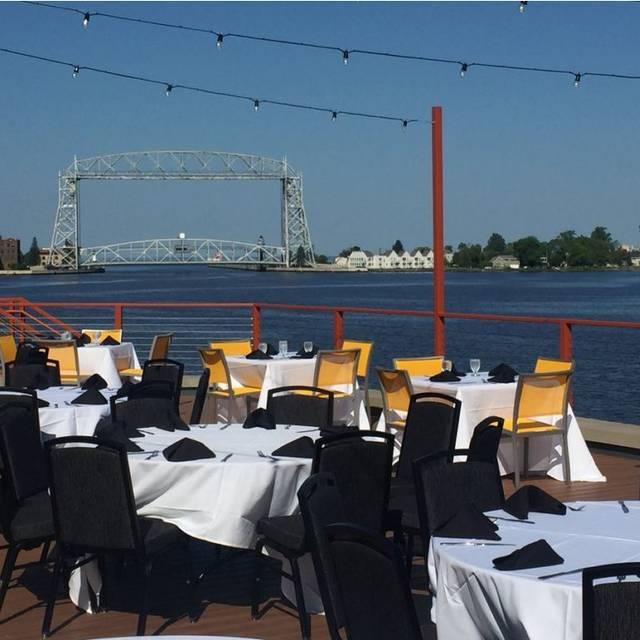 Silos Restaurant At Pier B Duluth Mn