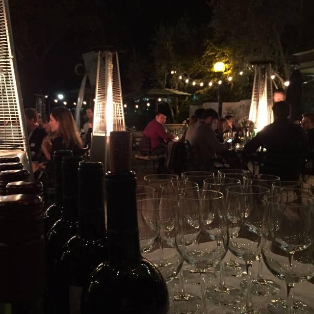 Piazza Riace Glasses - Caffe Riace, Palo Alto, CA
