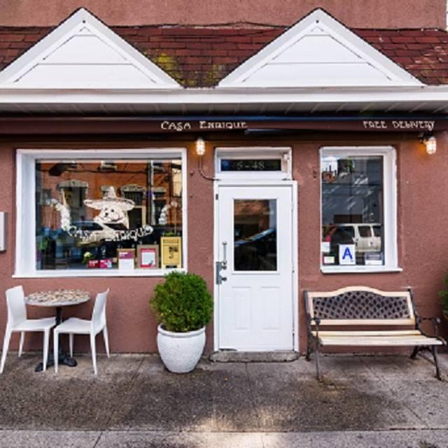 Casa Enrique Restaurant Long Island City Ny Opentable