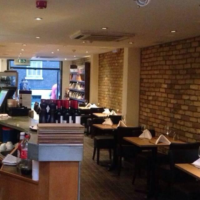 La cucina restaurant london opentable - Cucina restaurant london ...