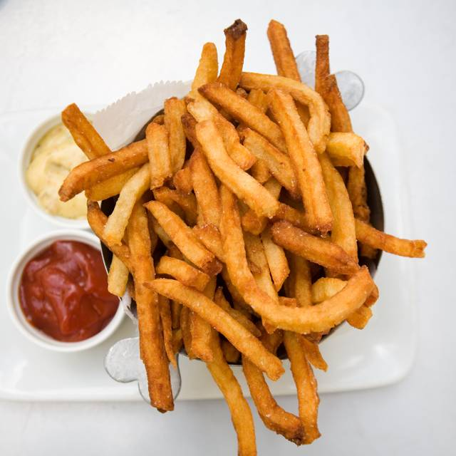 French Fries - Cafe Lurcat - Minneapolis, Minneapolis, MN