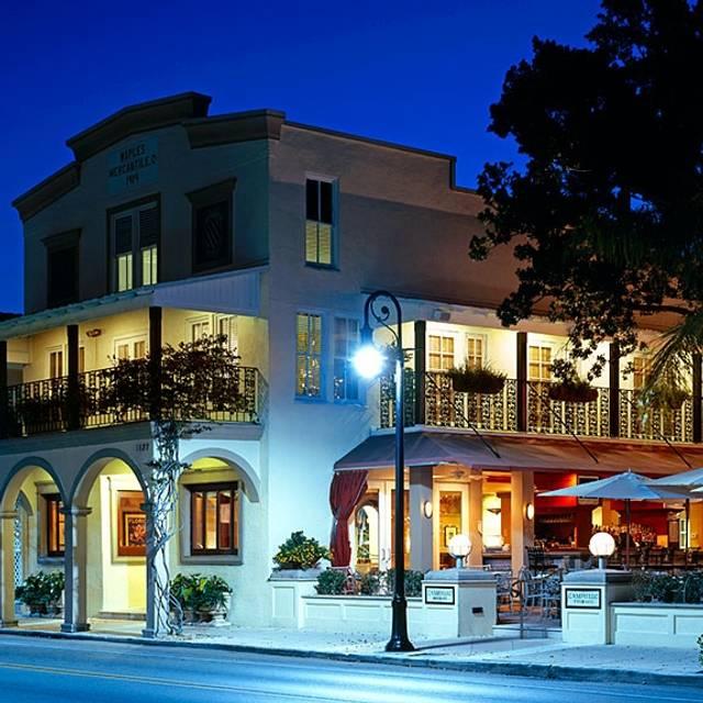 Front Of Restaurant - Campiello - Naples, Naples, FL