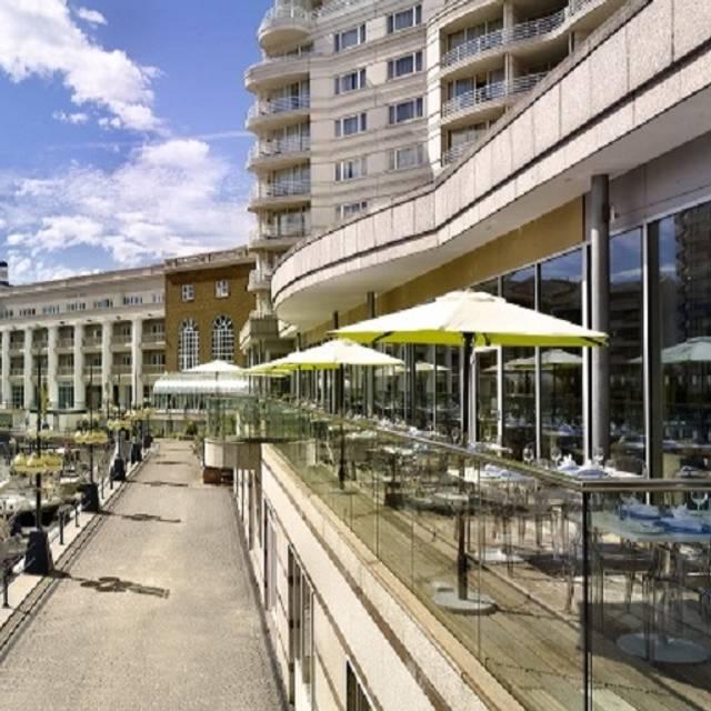 Chelsea Riverside Brasserie, London