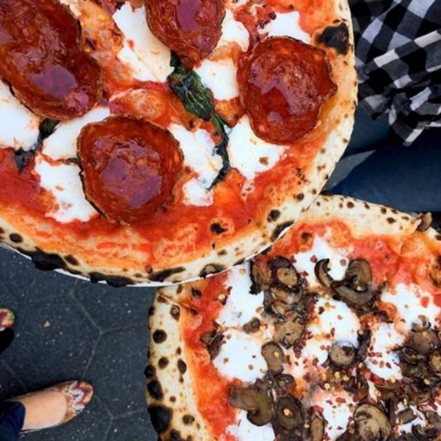 Roberta's Pizza, Brooklyn, NY