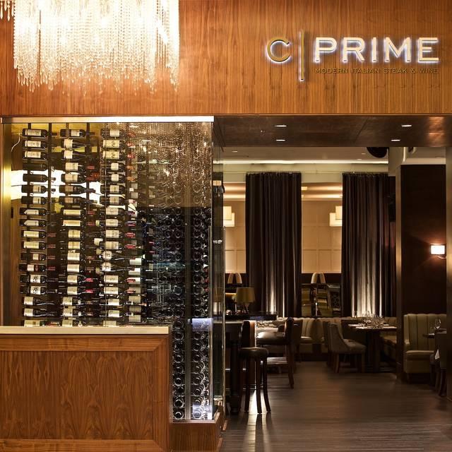 Century Plaza Hotel - C PRIME, Vancouver, BC